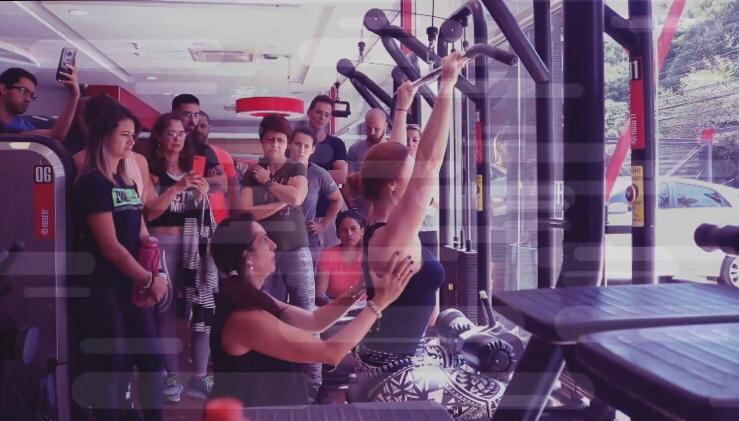 Seleção de Ouro: exercícios que reabilitam na academia