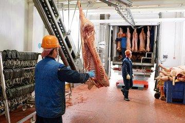 Logística de Alimentos de Origem Animal