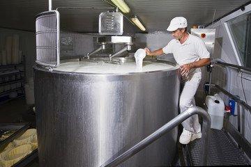 Qualidade na Produção de Leite e Produtos Lácteos na indústria