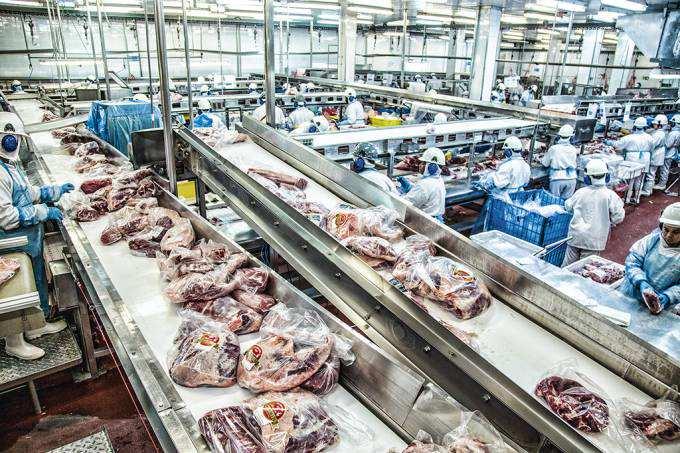 Embalagem e Rótulos de Alimentos de Origem Animal