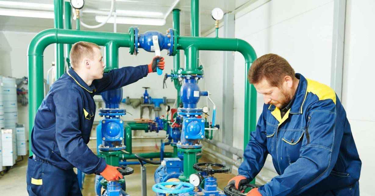 Mecânico de Refrigeração Industrial
