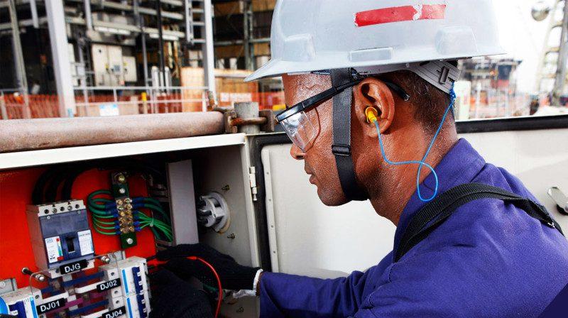 Eletricista de Manutenção Industrial