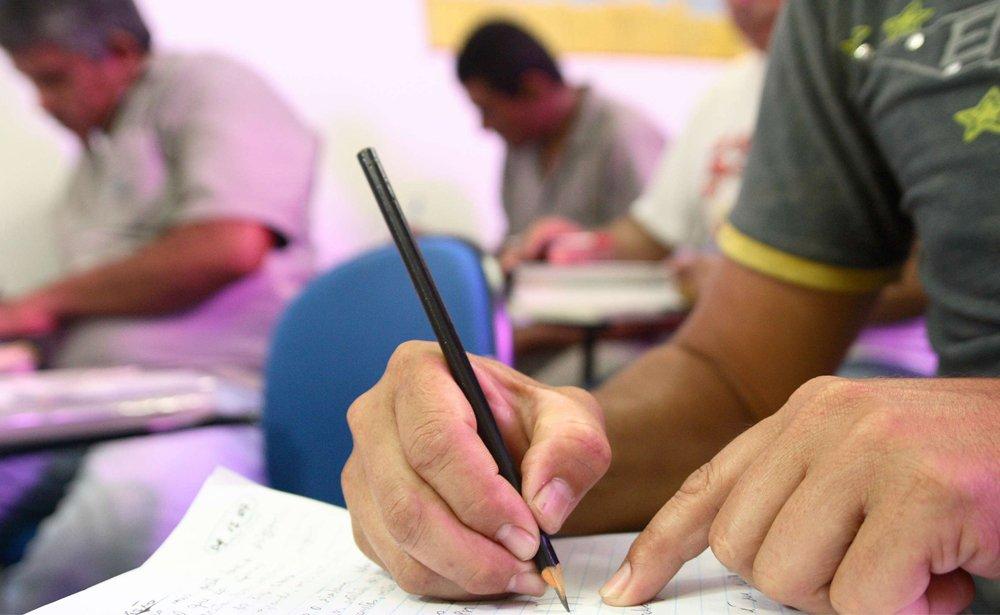 Docência na Educação de Jovens e Adultos (EJA)