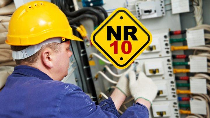 Curso Básico de Segurança em Instalações e Serviços em Eletricidade - NR 10